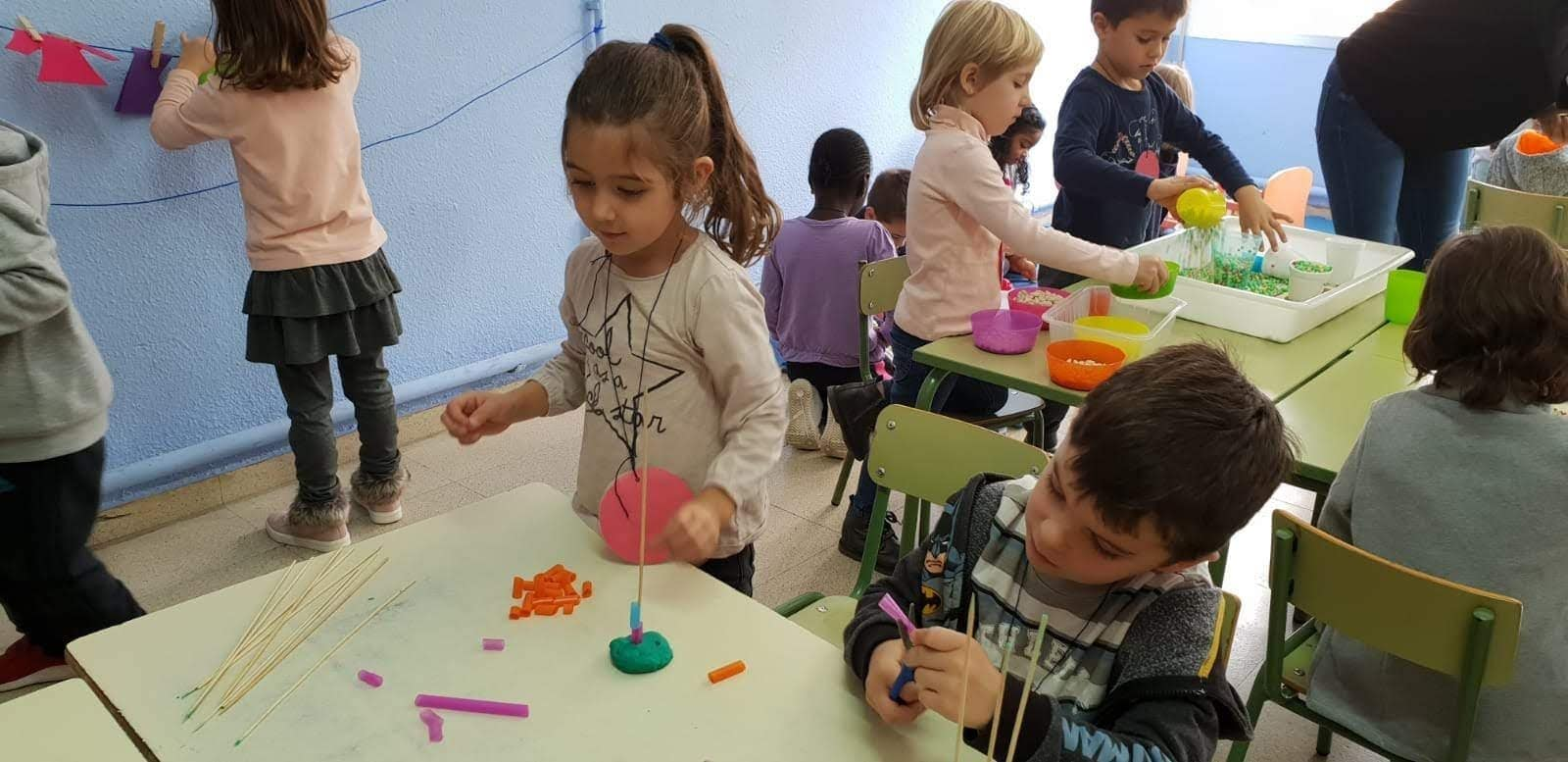 taller infantil
